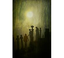 You are never alone! Photographic Print