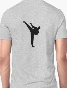 Karate Kick Big T-Shirt