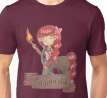 Sagittarius Seedling Unisex T-Shirt