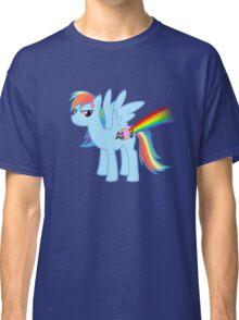 Rainbow Dash's New Cutie Mark Classic T-Shirt