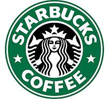 Starbucks. by leahcothran