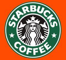 Starbucks. Kids Tee