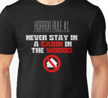 Horror Rule #1 Unisex T-Shirt