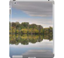 Waldon Pond Fall 2015 III  iPad Case/Skin