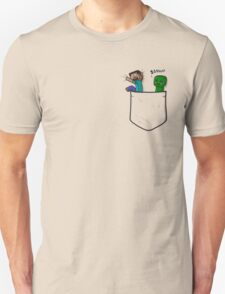 Little Pocket Creeper Unisex T-Shirt