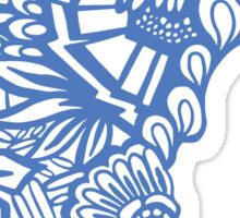 minnesota_blue Sticker