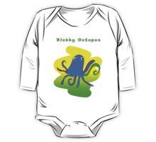 Blobby Octopus One Piece - Long Sleeve
