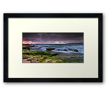 Unsurpassed Motion Framed Print