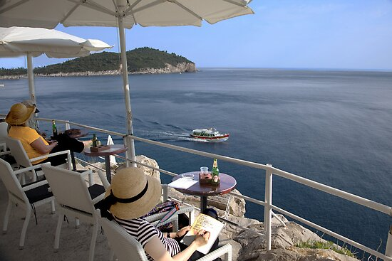 Dubrovnik at the Med by John44