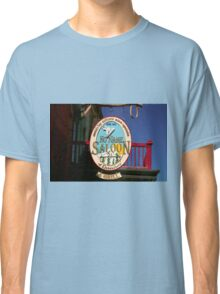 No Name Saloon Classic T-Shirt