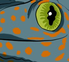 Tokay Gecko Sticker