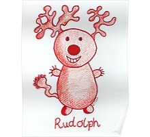 Mr.Rudolph Poster
