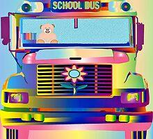 School Bus by elenimac