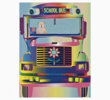 School Bus Baby Tee