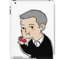 Cutiepie Lestrade iPad Case/Skin