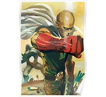 Just One Punch Poster