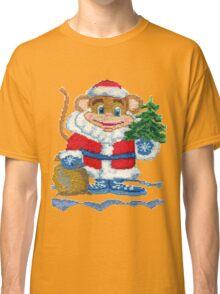New Year Monkey 2016 Classic T-Shirt