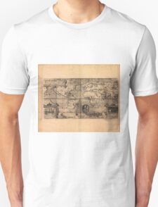 Map of the World (1581) T-Shirt