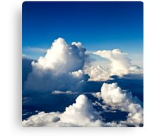 Sky is the Limit. Canvas Print