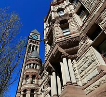 Clock Tower, Toronto downtown by mypic