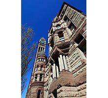 Clock Tower, Toronto downtown Photographic Print