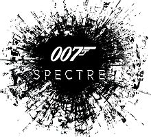 007 spectre by lskulasekara
