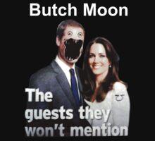 Butch Moon T-Shirt 2 by butchmoon