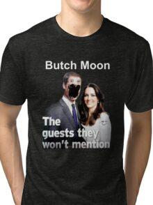 Butch Moon T-Shirt 2 Tri-blend T-Shirt