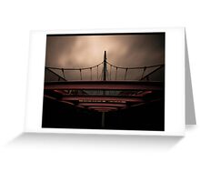 Moody Bridge Greeting Card