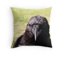 """What Ya Doin""? Throw Pillow"