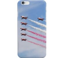 The Red Arrows at Airbourne iPhone Case/Skin