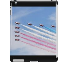 The Red Arrows at Airbourne iPad Case/Skin