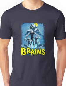 BRAINS Unisex T-Shirt