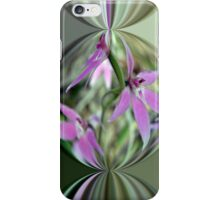Glassy Pink iPhone Case/Skin