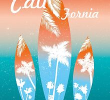 California surf by Vinchenko