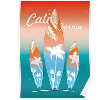 California surf Poster