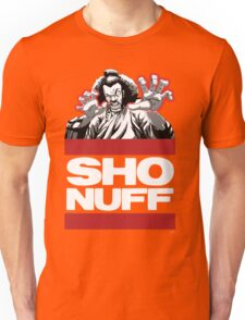 Sho Nuff old school  Unisex T-Shirt