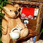 Teddies in the Tree House by Nadya Johnson