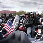 National HOG Rally 1 by Linda Lees
