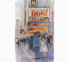 Something Rotten - Broadway Musical - Selfie - New York Theatre District Watercolor T-Shirt