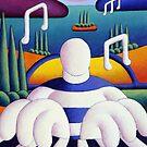 Piano Jazzman by Alan Kenny