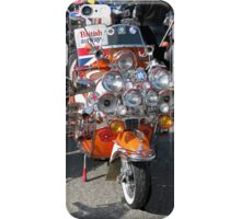 Scooter-1 iPhone Case/Skin