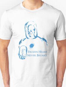 Mr Freeze FHND White Unisex T-Shirt