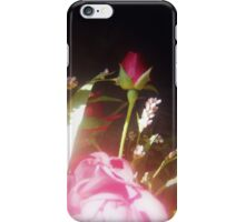 roses and wildflowers 8 iPhone Case/Skin