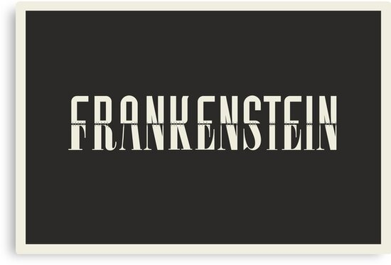 Frankenstein by Matt Owen