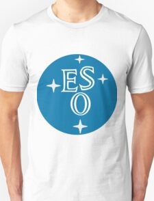 European Southern Observatory (ESO) Logo T-Shirt