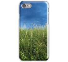 Into the grass iPhone Case/Skin