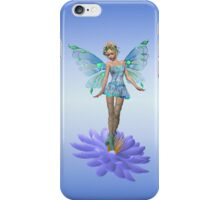 Blue Fae .. iphone case iPhone Case/Skin