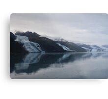 Alaska Glaciers Metal Print