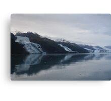 Alaska Glaciers Canvas Print